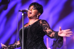 Anita Baker at Austin Music Hall on February 12, 2010